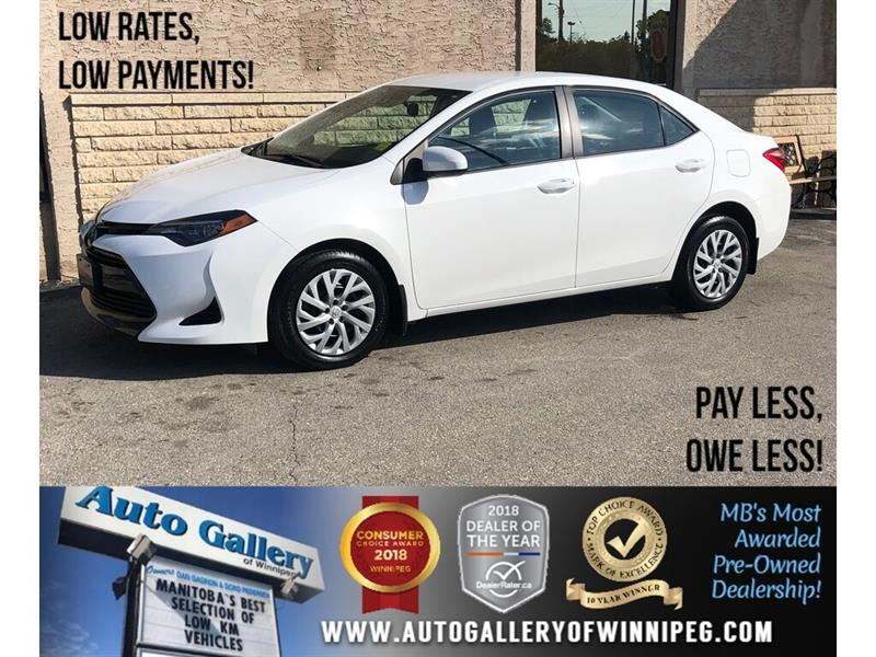 2018 Toyota Corolla LE *B.tooth/Back.Cam/Htd Seats #24107