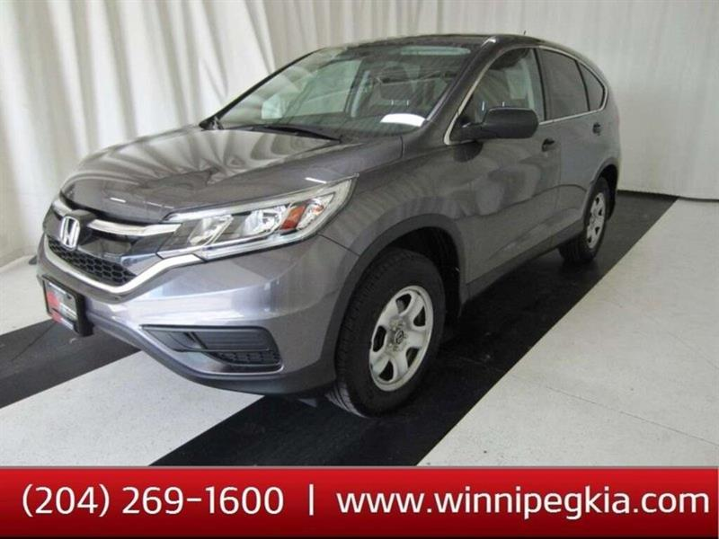 2016 Honda CR-V LX *Backup Camera, Bluetooth, Heated Seats!* #16HC12696