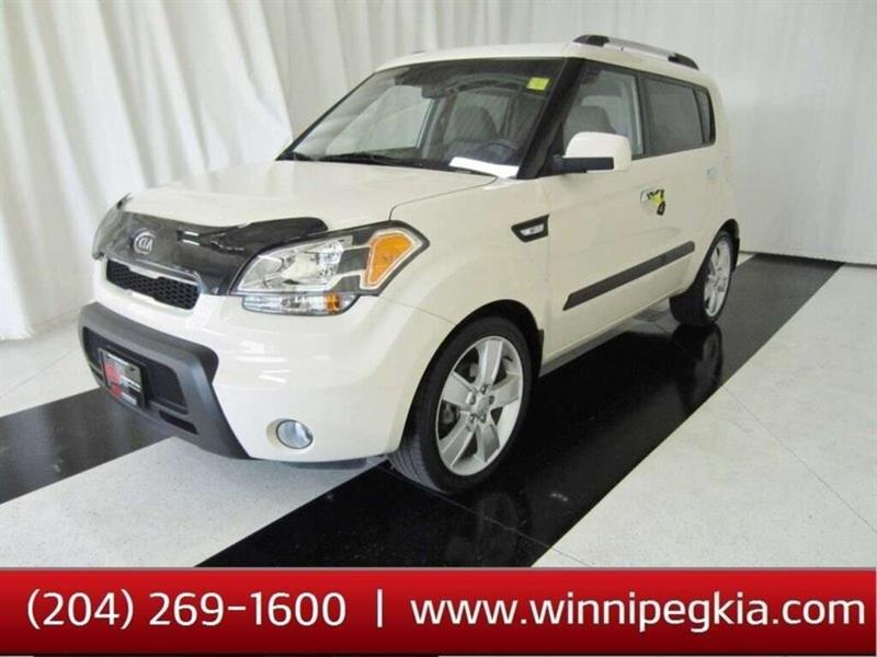 2010 Kia Soul 4U Retro *Always Owned In MB!* #20SP415AA