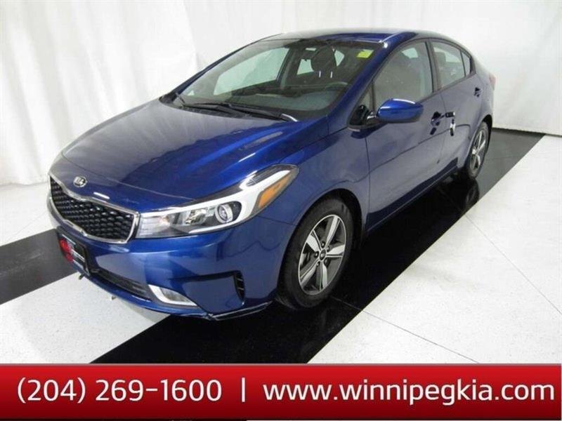 2018 Kia Forte 4dr LX+ AT *No Accidents!* #20SO458A