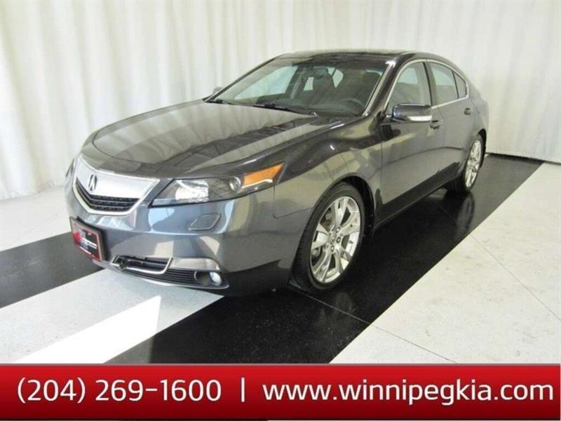 2014 Acura TL w/Elite Pkg AWD *Loaded w/ Luxuries!* #18ST775A