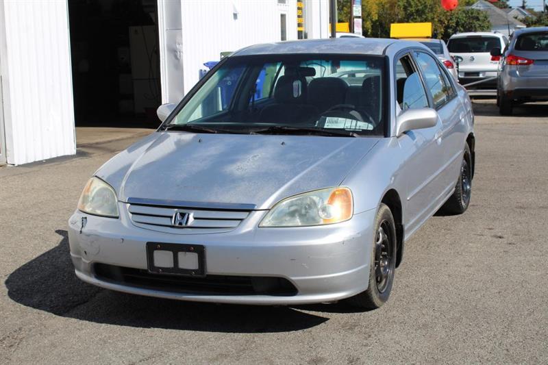 Honda Civic 2002 Berline 4 portes, boîte automatique - LX