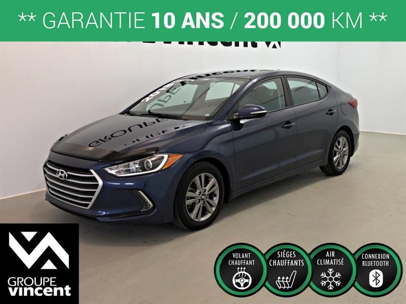 Hyundai Elantra 2018 GL ** GARANTIE 10 ANS ** #9-464AT