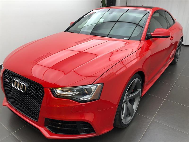 Audi Rs 5 2014