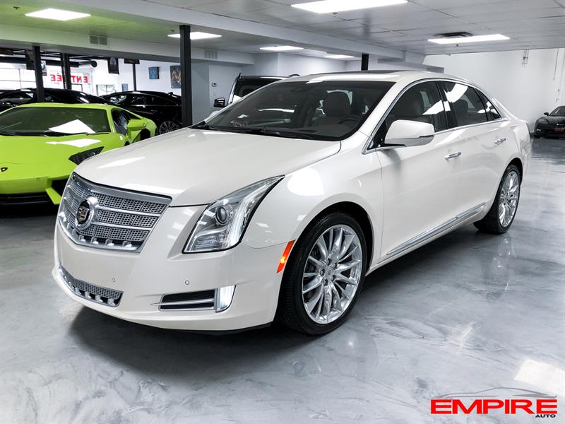 Cadillac XTS 2013 Platinum Collection AWD XTS4 #SN/A7349