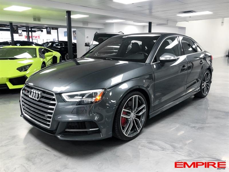 Audi S3 2017 S3 QUATTRO 2.0T Progressiv #SN512