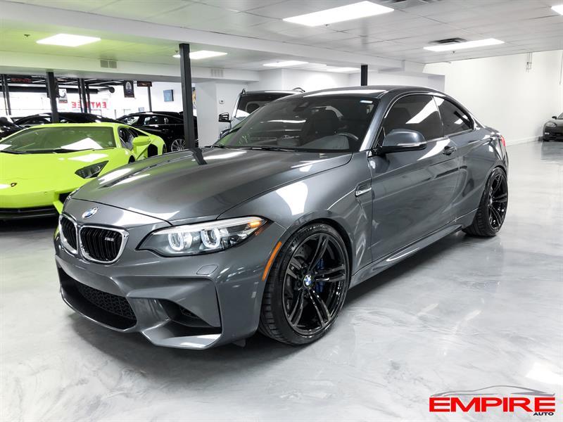 BMW M2 2018 Coupe SMG NAVI / CARBON FIBER #SN513