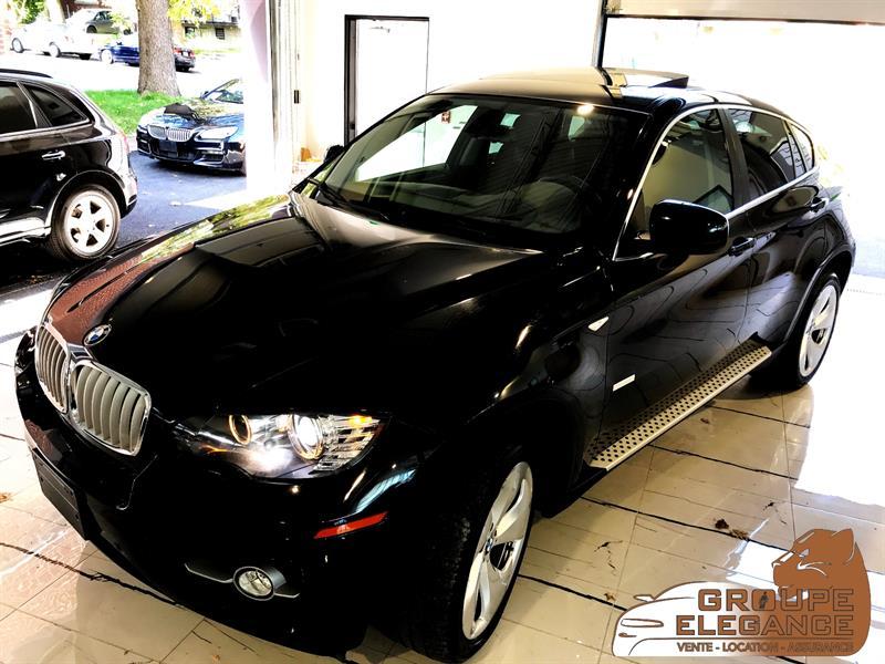 2010 BMW X6 RARE ! ACTIVE HYBRID SPORT PKG NAV 360 CAMERA  #LC66331