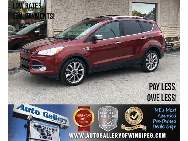 2016 Ford Escape SE *Navi/B.tooth/Back.Cam/Htd Seats #24090