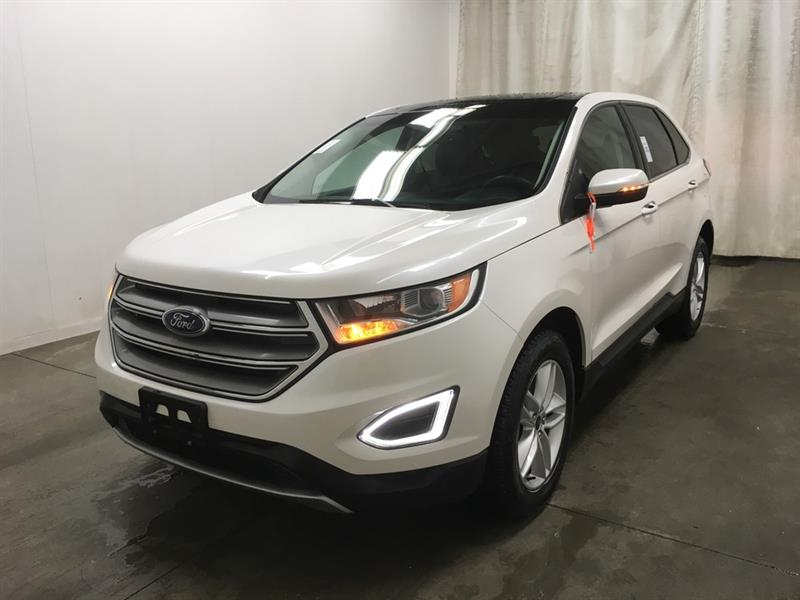 2016 Ford EDGE SEL *AWD/Navi/B.tooth/Htd Lthr/Pano Roof #24116