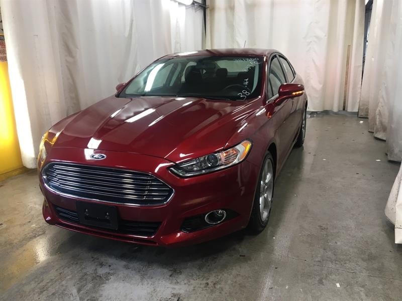 2015 Ford Fusion SE *Navi/B.tooth/Back.Cam/Htd Seats #24120