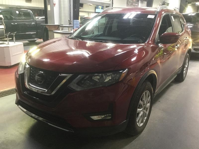 2018 Nissan Rogue SV *AWD/Navi/B.tooth/Back.Cam/Htd Seats #24124