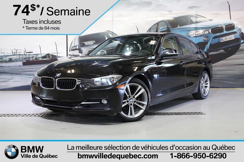 BMW 320 2015 xDrive Sedan (3C37) #U5571