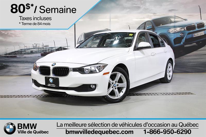 BMW 320 2015 xDrive Sedan (3C37) #U5605