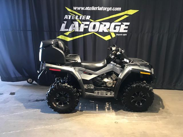 Can-am Outlander Max xt-p 650 2011