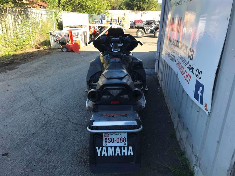 Yamaha Apex 2009