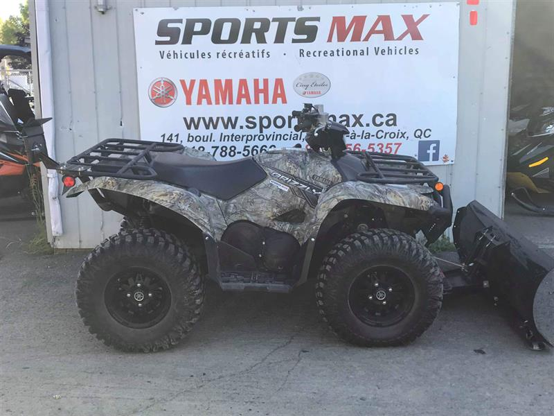 Yamaha Grizzly EPS 2018 #11462