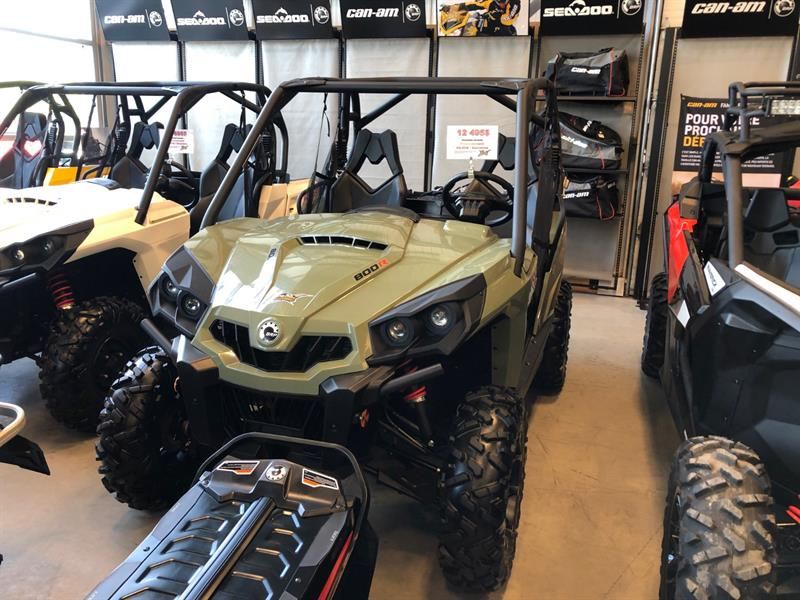 Can-am COMMANDER 800 EFI 2019