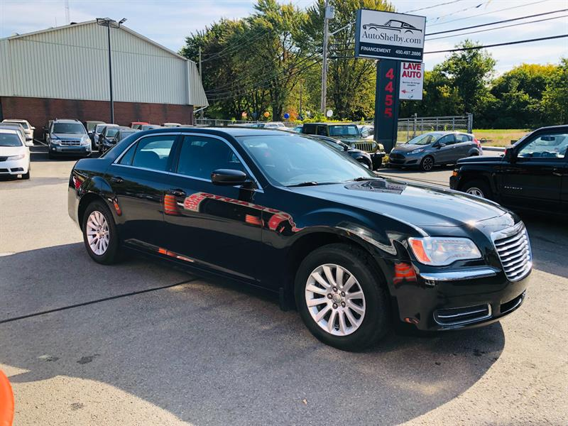 Chrysler 300 2011 Air-Mags-Bluetooth-Cruse-Groupe Electrique #3510-2