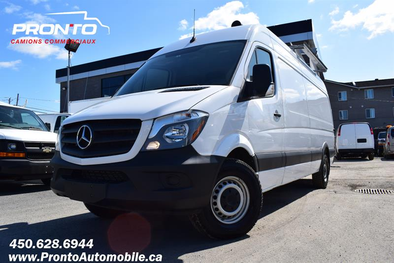 Mercedes-Benz Sprinter Cargo Vans 2017 2500 ** Haut/Long 170WB ** 3 passagers ** #1915