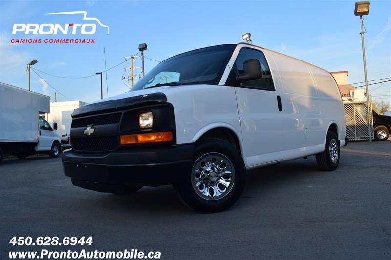 Chevrolet Express Cargo Van 2013 #1992