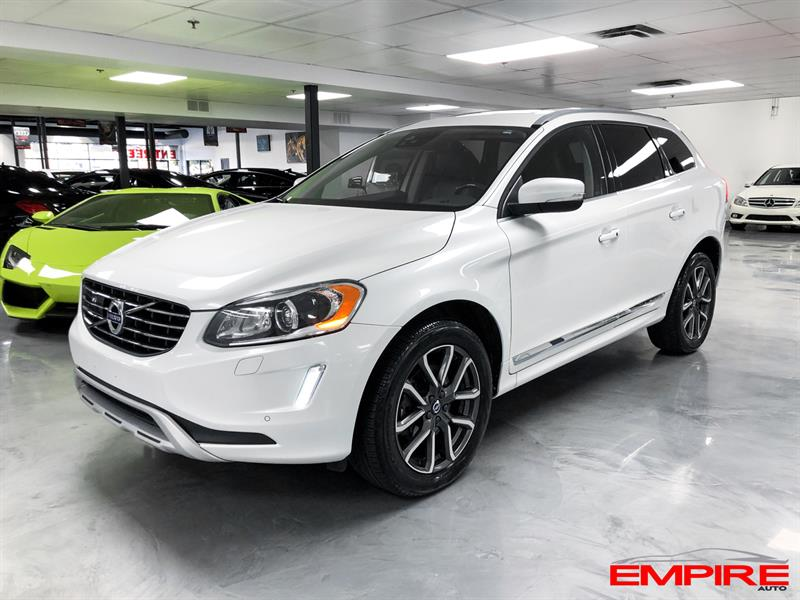 Volvo Xc60 2016 AWD T5 Special Edition Premier #SN/A7351