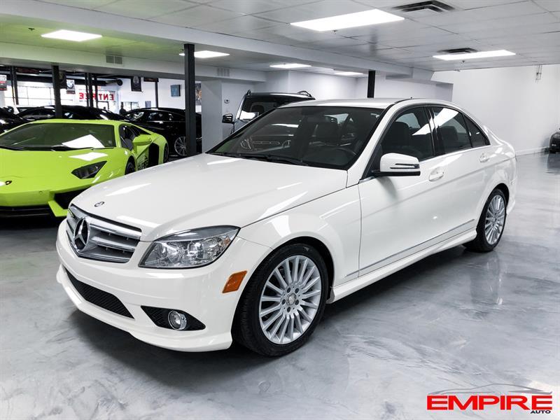 Mercedes-Benz Classe-C 2010 C250 4MATIC #SN/A7348