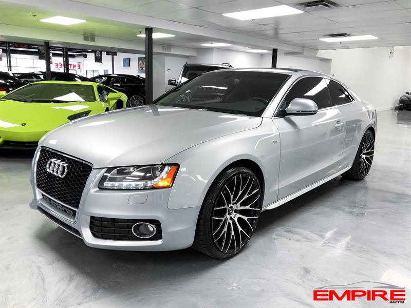Audi S5 2009 S5 COUPE TECH B&O 6 SPD #A7084-2