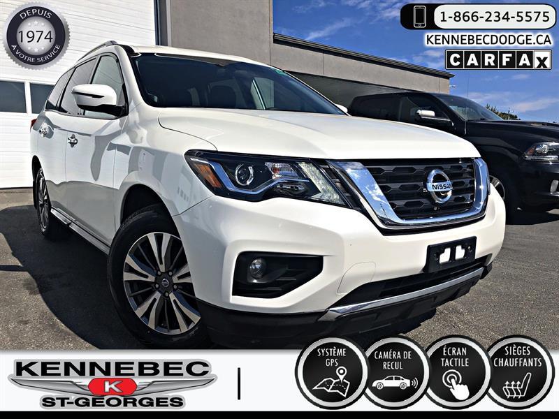 Nissan Pathfinder 2018 4x4 #05164