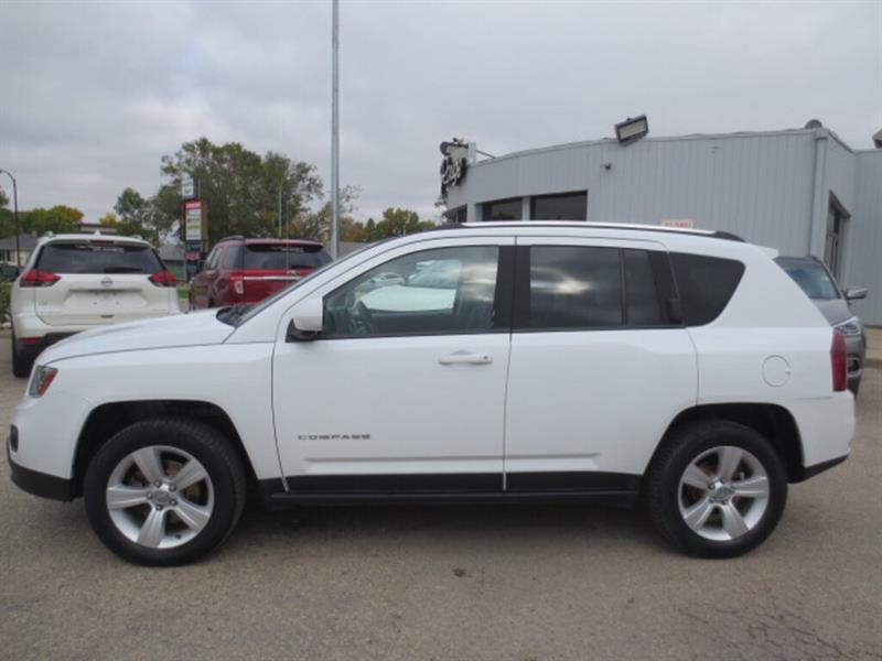 2015 Jeep Compass 4WD 4dr North #4201