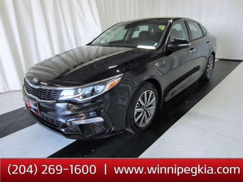 2019 Kia Optima LX+ *Accident Free!* #19KO76730