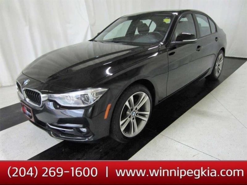 2018 BMW 3 Series 330i xDrive *Navigation, Leather, Sunroof!* #18B313452