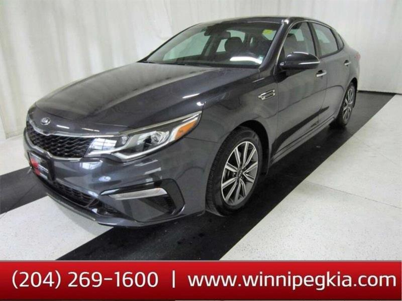 2019 Kia Optima LX+ *Accident Free!* #19KO76571