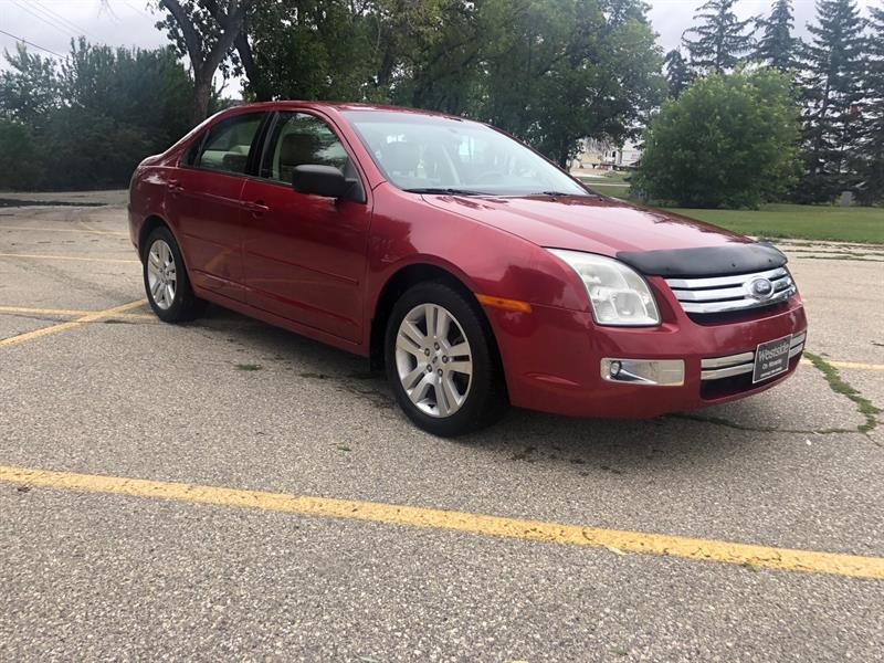 2006 Ford Fusion SEL #9970.1