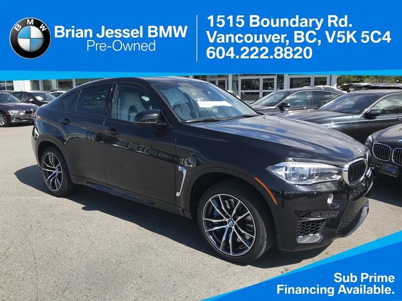 2018 BMW X6 M - Premium Pkg - #BP8261