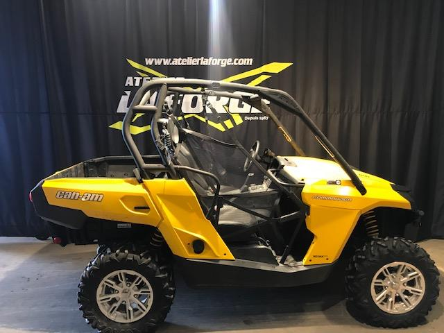 Can-am Commander 800 dps 2014