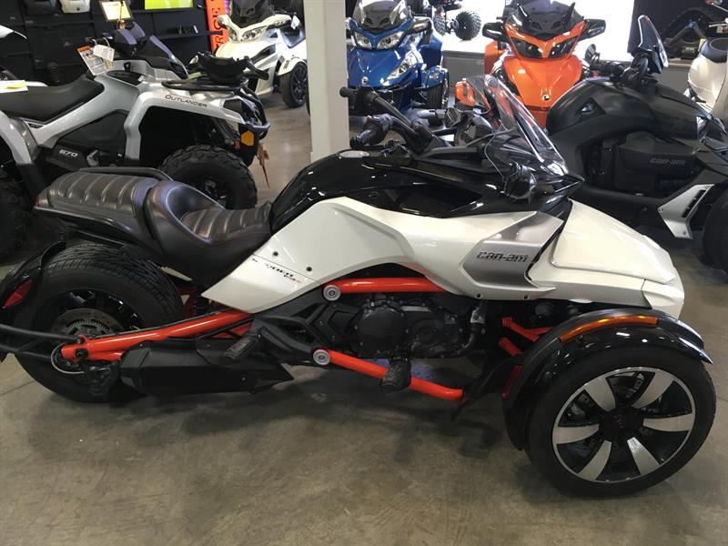 Can-am Spyder F3-S 2015