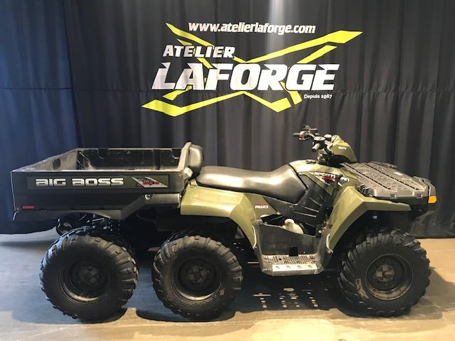 Polaris Sportsman 800 Big Boss 6x6 2009