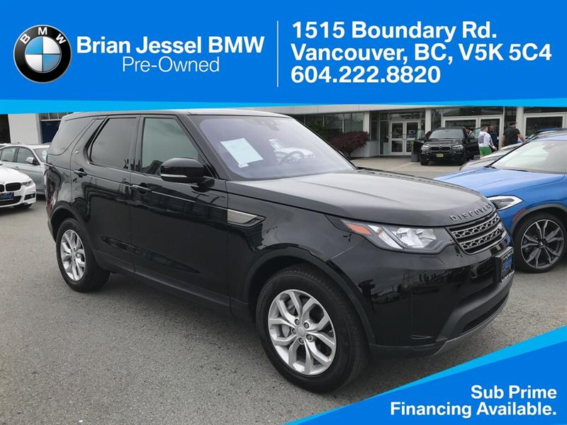 2018 Land Rover Discovery #BPS092