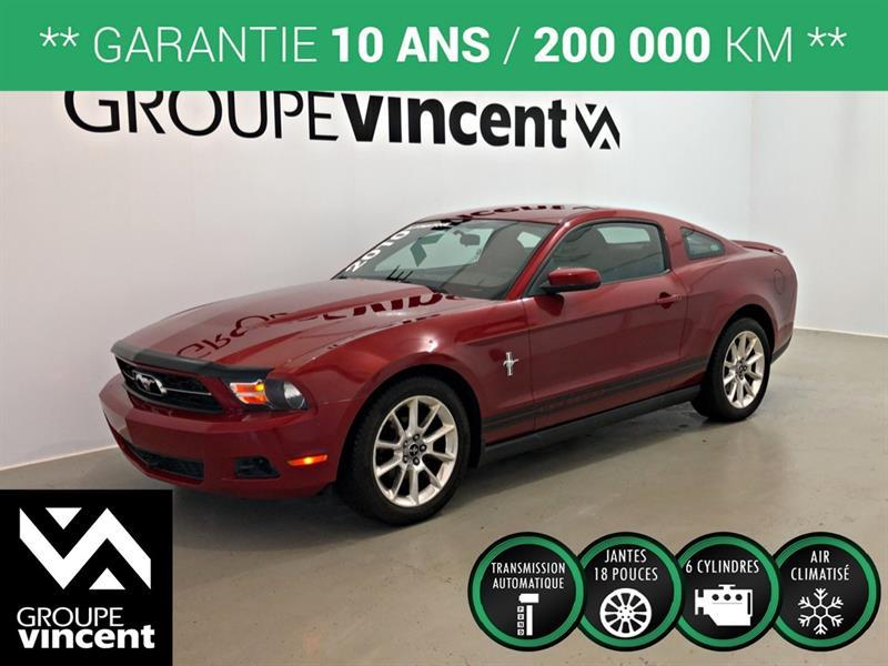 Ford Mustang 2010 V6 LIQUIDATION ** GARANTIE 10 ANS ** #90166AT-V