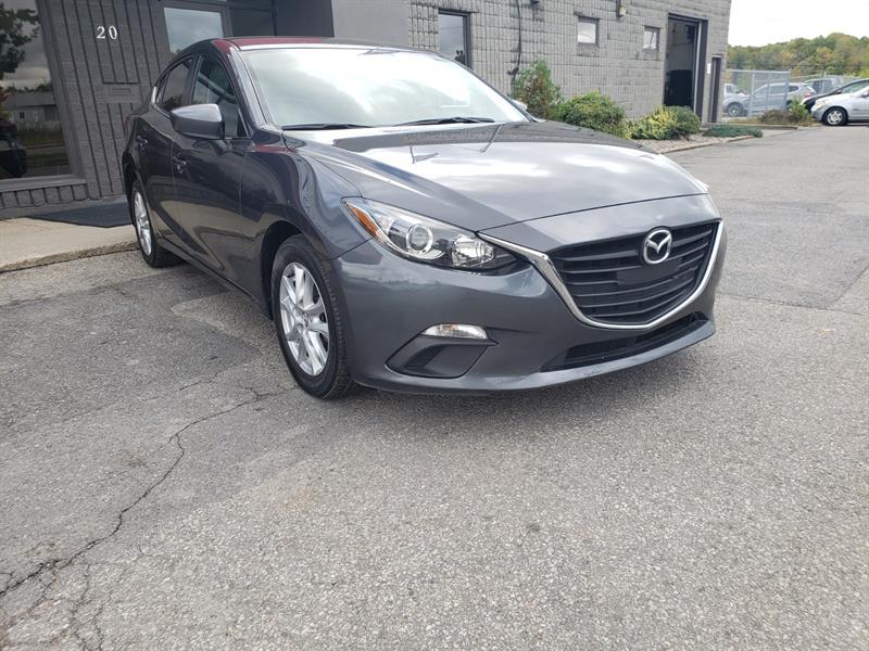 Mazda Mazda3 2014 GS-SKYACTIV #E1151657