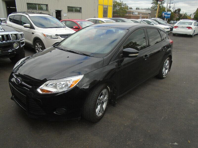 2013 Ford Focus SE HATCHBACK  #311222