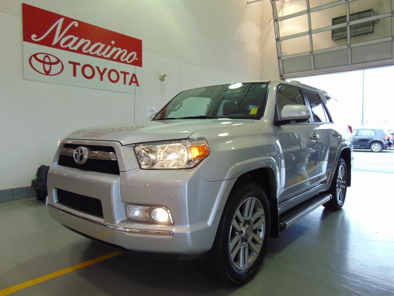 2013 Toyota 4Runner 4WD V6 Limited 7-Passenger #21595AH