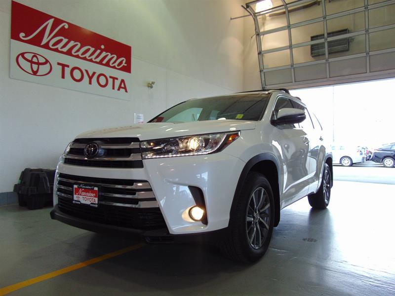 2018 Toyota Highlander AWD XLE #21692A