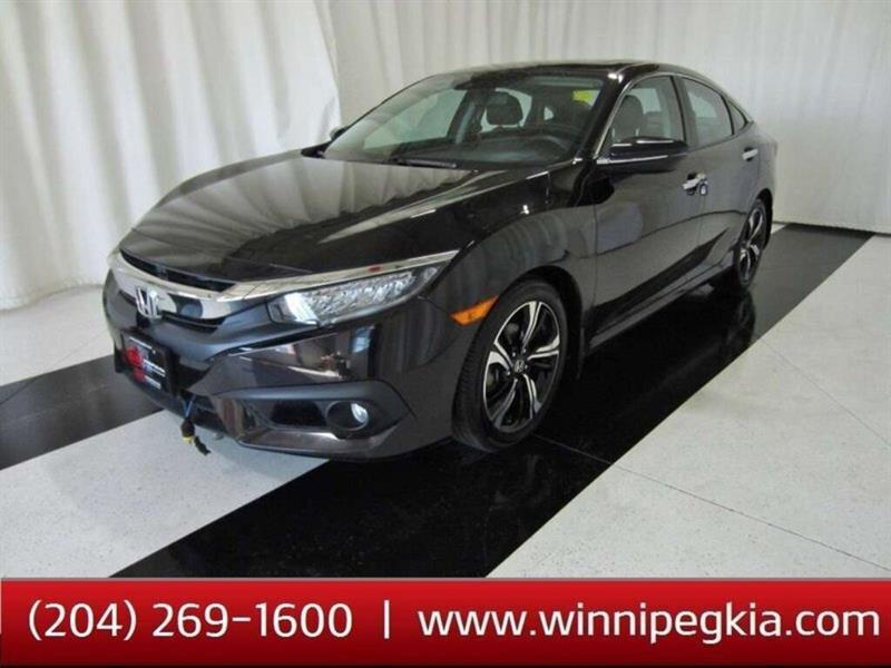 2017 Honda Civic Sedan Touring #17HC02166