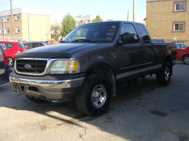 2002 Ford F-150 Series #1804