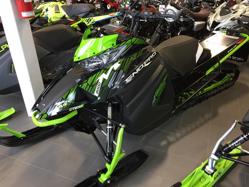 Arctic Cat M 8000 2019