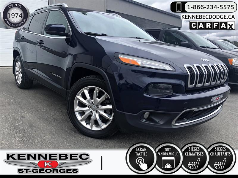 Jeep Cherokee 2015 4WD 4dr Limited #05138A