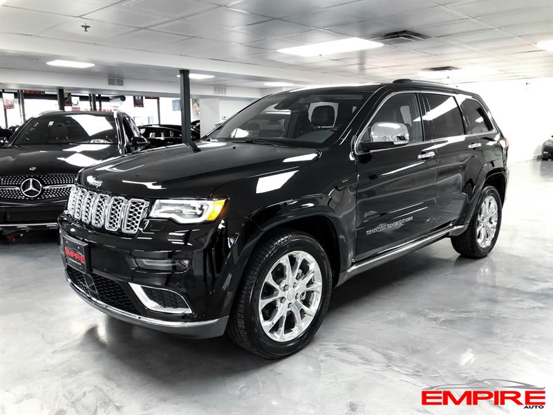 Jeep Grand Cherokee 2019 SUMMIT TOIT PANORAMIQUE  #A7367