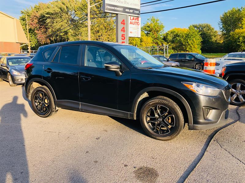 Mazda CX-5 2015 AWD-Air-Mags-Bluetooth-Groupe Electrique #5100